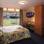 Queen Room - Townhouse Motel Cowra