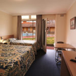 Twin Room Townhouse Motel Cowra